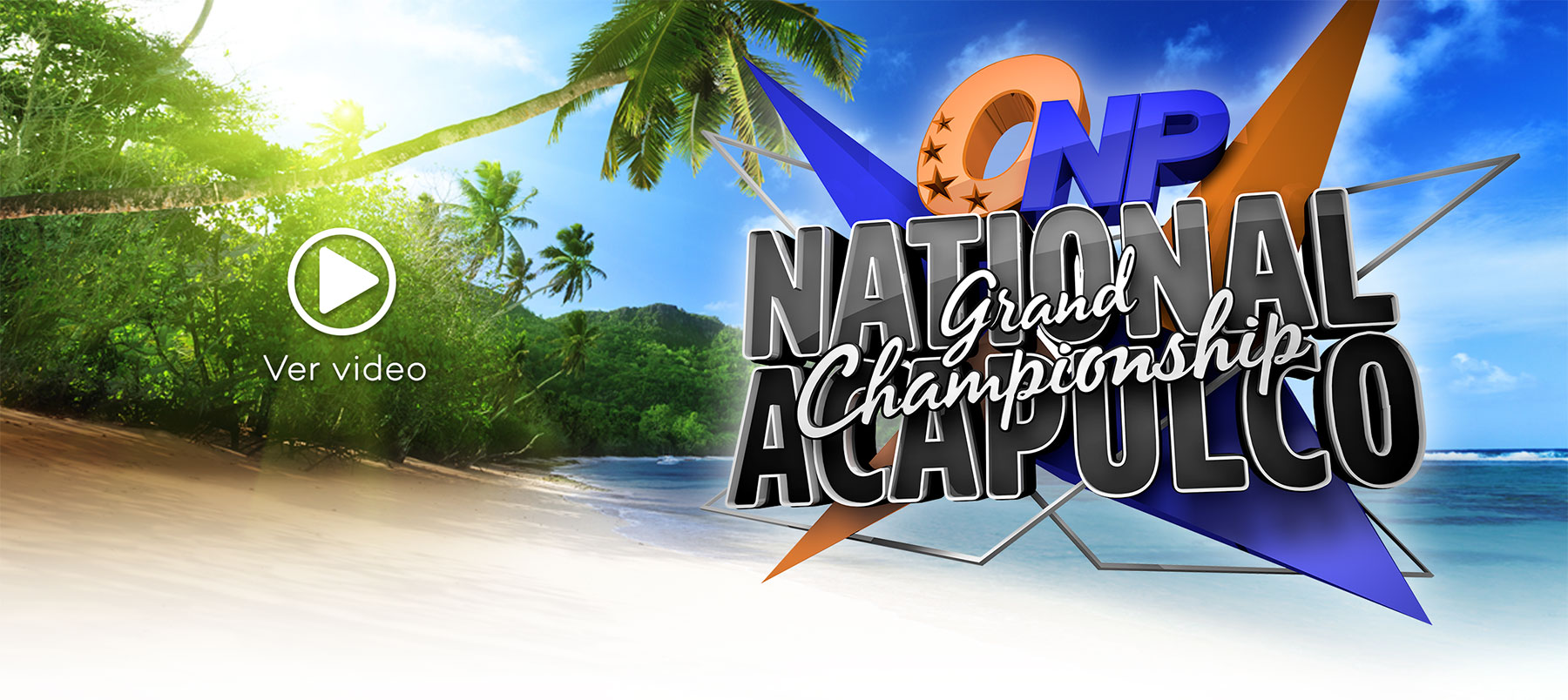 Grand Championship National Acapulco